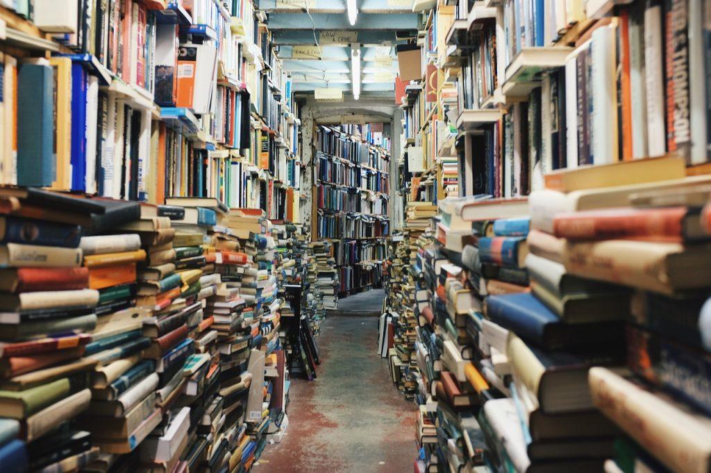 Không biết chọn sách nào để đọc vì có quá nhiều!