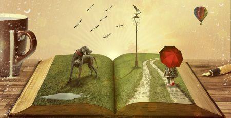 Sách sẽ làm bạn cùng bạn những lúc vui buồn