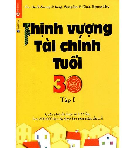 Sách thịnh vượng tài chính tuổi 30
